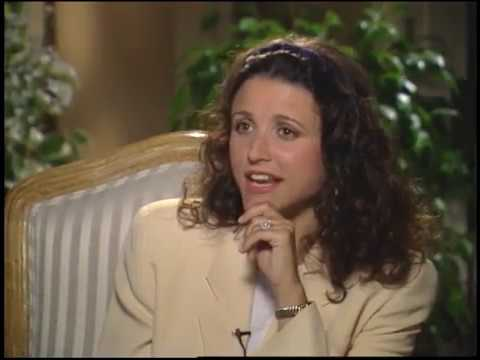 Julia Louis-Dreyfus talks about her life and the film North