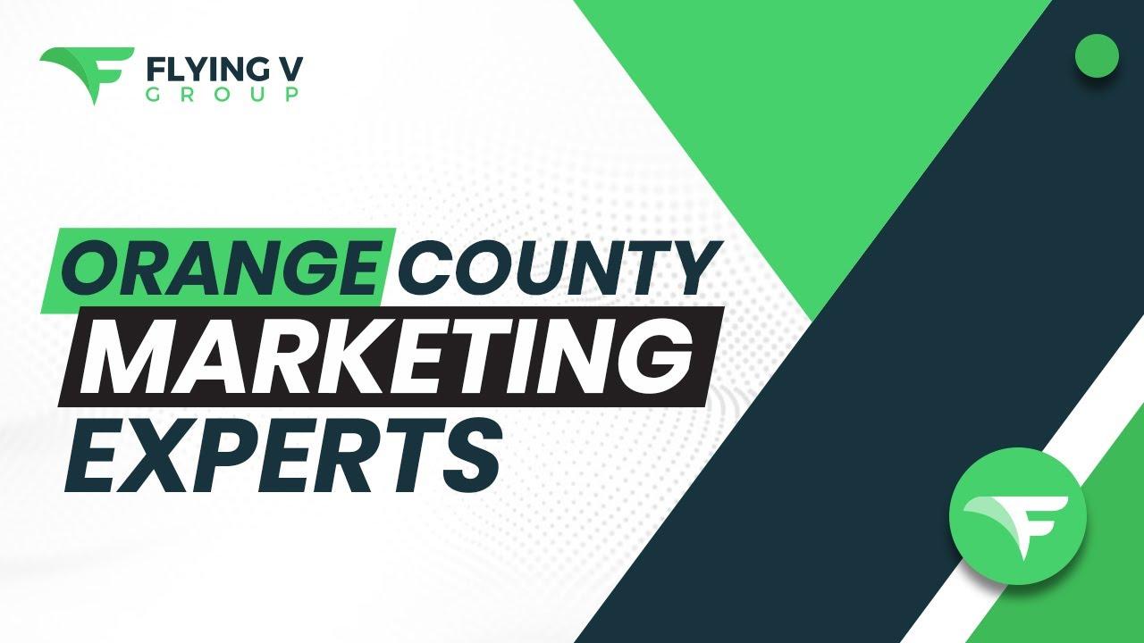 Flying V Group | Digital Marketing & Online Ad Agency Orange