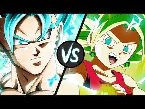 Vegito Blue VS Super Saiyan 2 Kefla | Dragon Ball Super