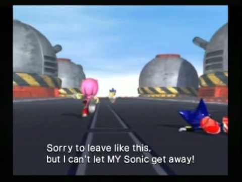 Sonic Heroes Ending and Credits