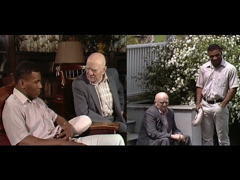 Mike Tyson and Cus D'amato Talk Boxing - Rare 1984