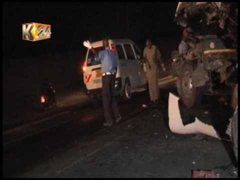 3 People die in grisly road accident along Namanga Isinya road