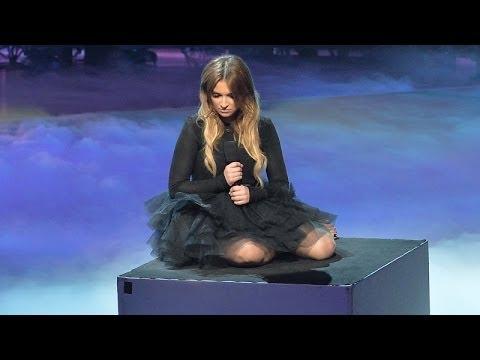 "The Voice of Poland III - Olga Jankowska i Jagoda Kret - ""Piosenka księżycowa"" - Live"