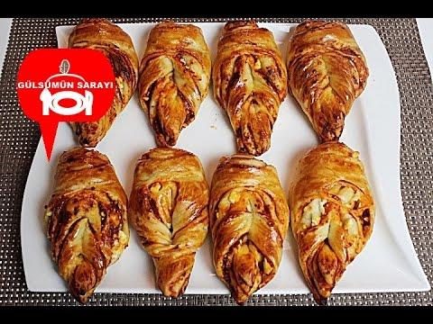 Yaprakbörek / Peynirlibörek / Börek Tarifi / Peynirli Pogaca / Pogaca Tarifi / Gülsümün Sarayi