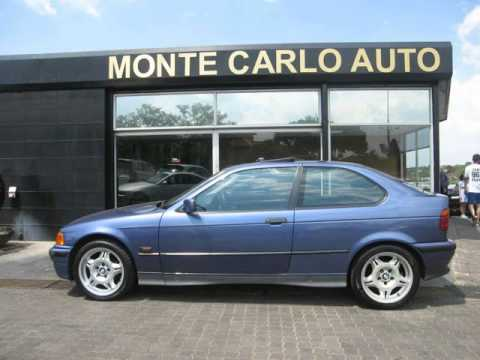 1996 BMW 3 SERIES 318Ti COMPACT RIGHT HAND DRIVE Auto For Sale On