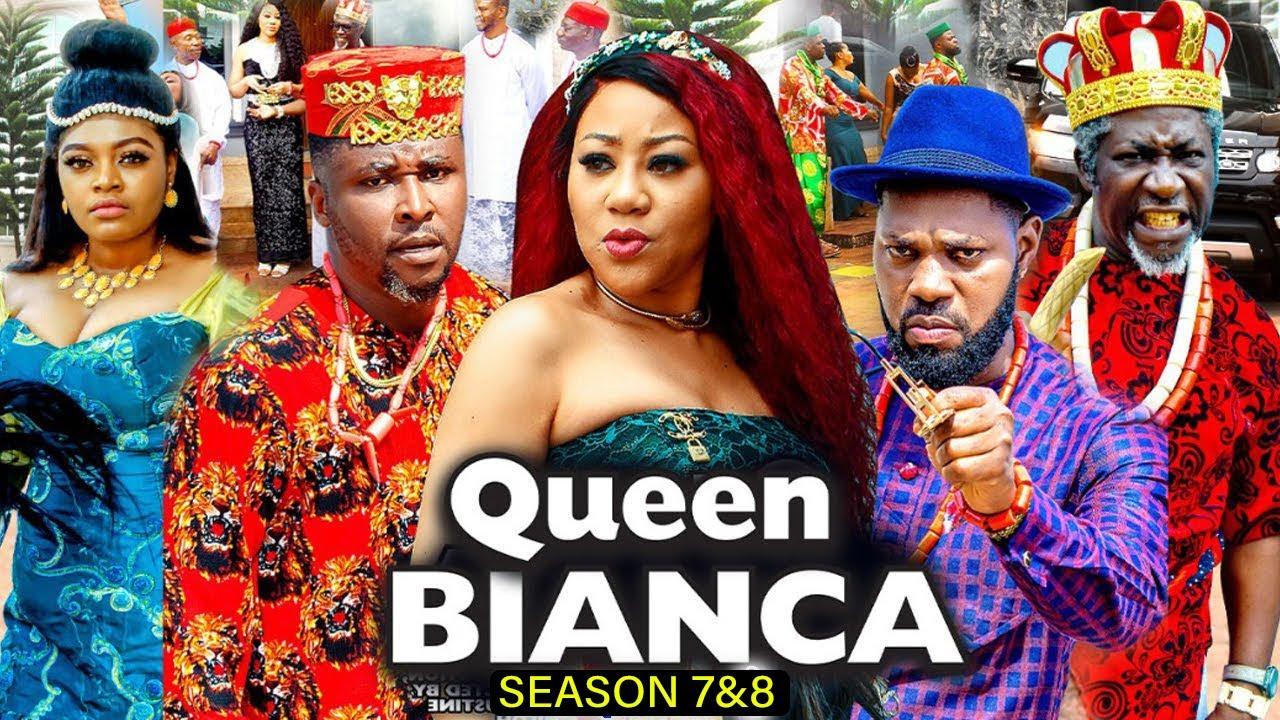 Download BIANCA THE TERROR QUEEN (SEASON 7&8) New Movie Chineye Uba 2021 Trending Latest Nigerian HD Movie