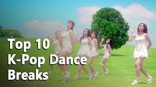 Top 10 K-Pop Dance Breaks Resimi
