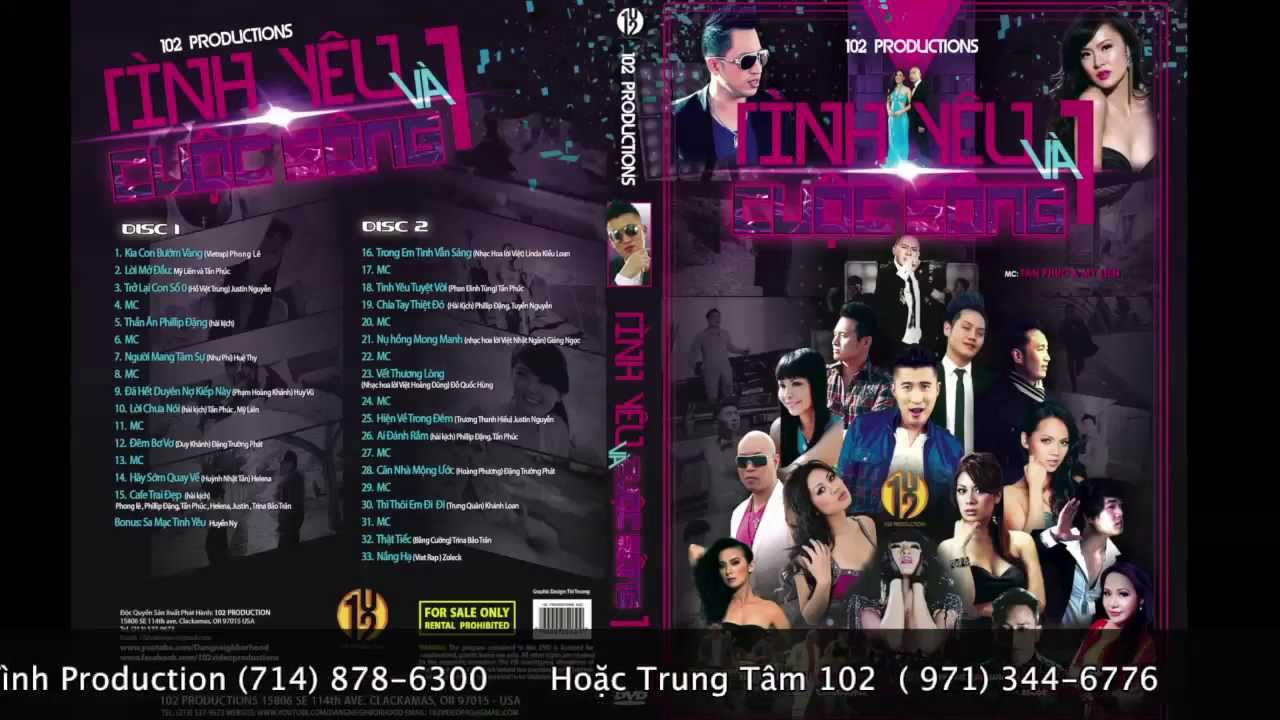 DVD Tình Yêu Và Cuộc Sống 1   (trailer 2) phát hành tháng 8/2013