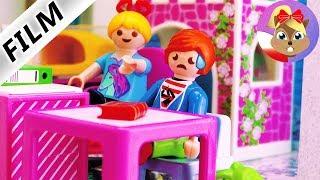 Playmobil Film polski | Hania daje KOREPETYCJE Z MATMY?! Julian nie daje rady na 1.lekcji matematyki
