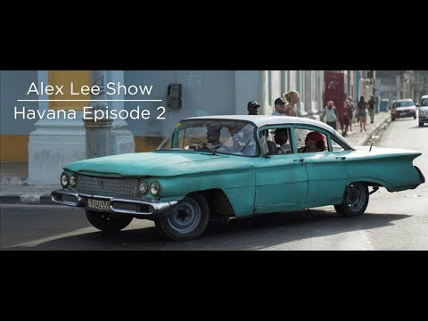 Alex Lee Show Тачки Гаваны  - Часть Вторая: Chrysler Imperial, Pontiac Chieftain, Ford Thunderbird