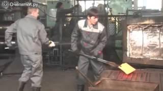 производство лопат из старых рельс  интересное видео(, 2015-10-17T15:10:05.000Z)