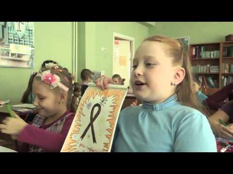 Нарисуй победу - Короткометражный фильм от Студии Звезд Красноярск