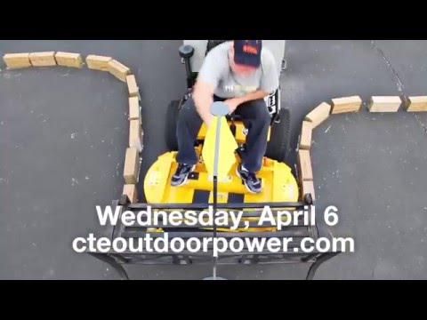 CTE Outdoor Power Open House