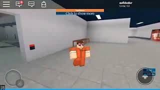 Escaped from prison iee (ROBLOX)