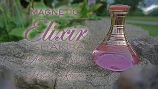 Shakira Magnetic Elixir Perfume Review