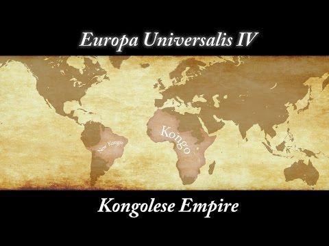 EU4 Timelapse - Kongolese Empire