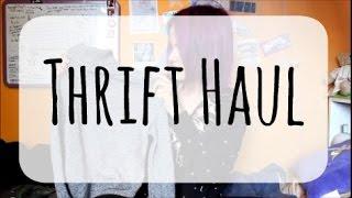 Thrift Haul | InTheLandOfStyle Thumbnail