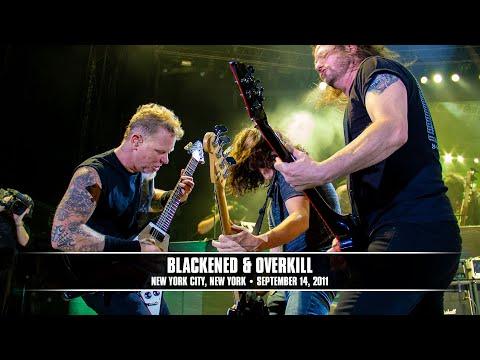 Metallica: Blackened & Overkill (MetOnTour - New York, NY - 2011) Thumbnail image