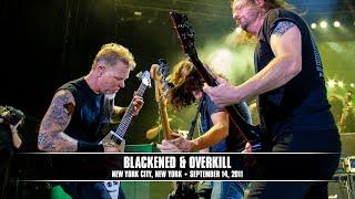 Metallica: Blackened & Overkill (MetOnTour - New York, NY - 2011)