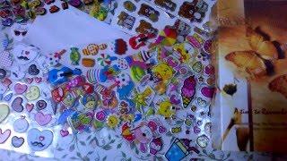 Мои объемные наклейки ❤(, 2015-12-08T14:44:49.000Z)