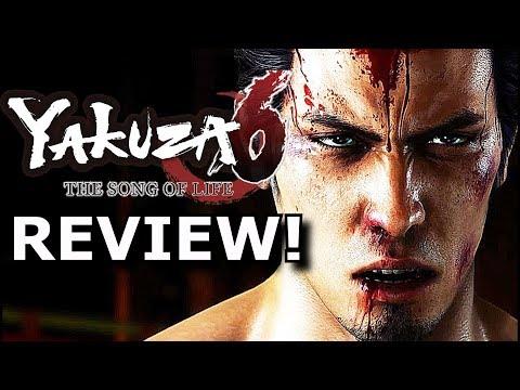 Yakuza 6 Review! BEST RPG of 2018?! (Ps4)