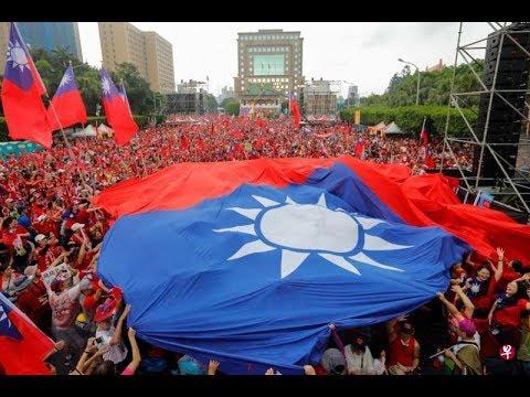 《今日点击》台湾官方声明:中共干扰台湾大选 是为了消灭中华民国