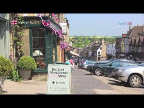 Travels in Britain - Episode 1 - The Oxfordshire Cotswolds