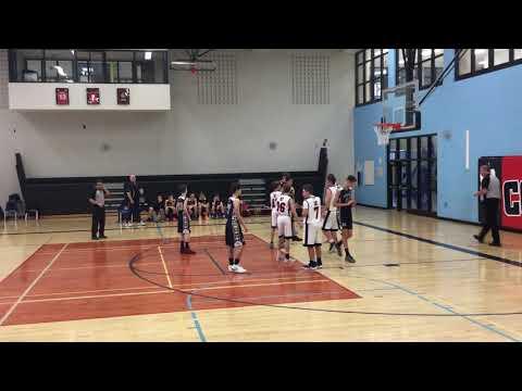 U15 Team Strickland vs Kirkland Lake part 3