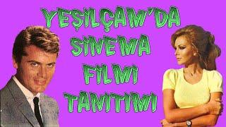 Eskiden Yeşilçam'da bir film tanıtımı. Video