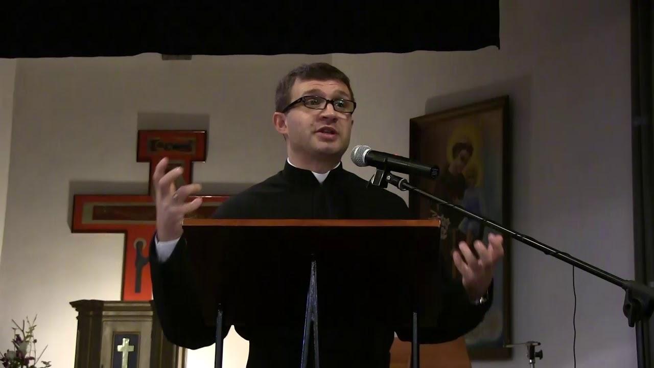 Ks. Krzysztof Kralka SAC - Śmierć starego człowieka w nas