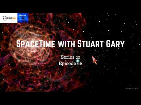 Bizarre looking white dwarf star - SpaceTime with Stuart Gary S20E68