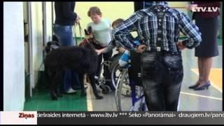 Собаки и дети-инвалиды 14.12.2012