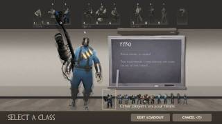 THE MOST RETARDED, DISTURBING AND FUNNY GLITCH IN TEAM FORTRESS 2 EVER.