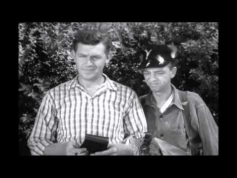 The Andy Griffith  S02E03 Andy And The Woman Speeder Jean Hagen