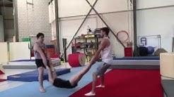 Ecole de cirque Lausanne Renens été