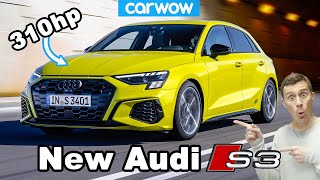 New Audi S3 - is it better than a BMW M135i?