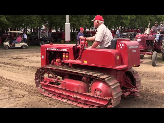 Preview - Trains Tractors Threshers