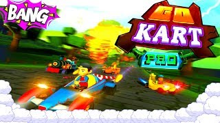 GO KART PRO - EPIC GAMEPLAY!!! - EPIC FREE GAME!!! - FREE RACING GAME (HD)