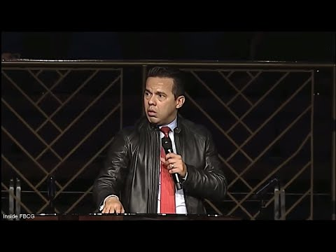 """""""Two Objects Cannot Occupy The Same Space"""" Reverend Dr. Samuel Rodriguez (Powerful Word)"""