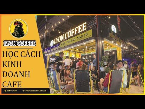 Học cách kinh doanh cà phê