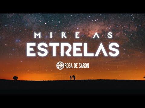 Rosa De Saron Mire As Estrelas Clipe Oficial Youtube