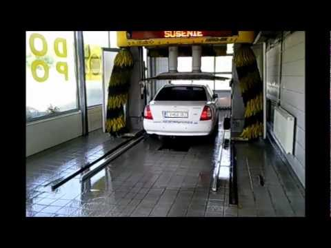 Ryko Car Wash Scanner