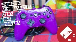 📦 Unboxing - La mini manette Xbox One par PowerA