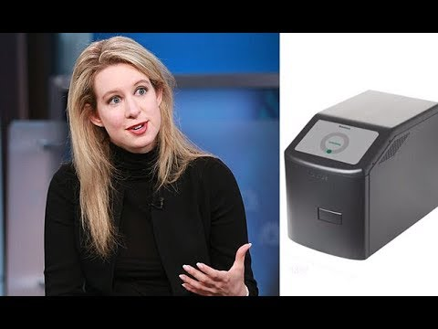 Elizabeth Holmes charged with wire fraud , steps down from Theranos - 247 news