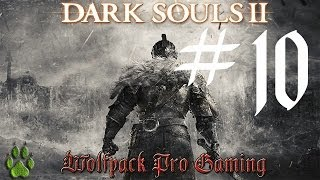 Dark souls II pc en español - Gameplay - Walkthrough - Parte 10. Lluvia de tortugas ninjas