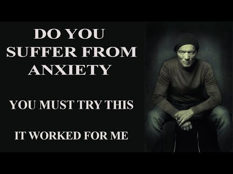 ANXIETY/ TRY THIS  CURE