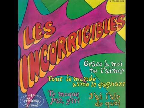 Les Incorrigibles - J'ai l'air de quoi  (1967)
