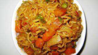 Vegetable Maggi Recipe by Savita Benur