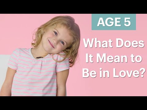 70 Women Ages 5-75 Answer: What Does It Mean to Be in Love? | Glamour
