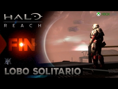 Halo Reach Final Lobo Solitario / Gameplay Español Latino / Xbox One S / 7GHOOST
